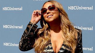 Promi-News des Tages: Mariah Carey treibt Filmcrew in den Wahnsinn