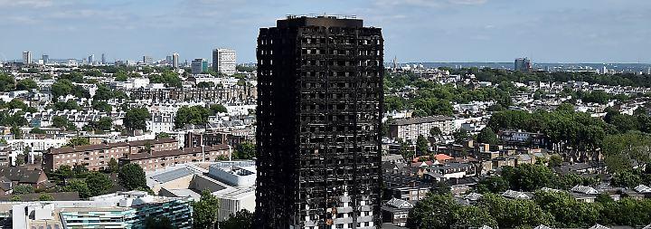 Brand im Grenfell Tower: Kühlschrank löst Tragödie mit 79 Toten aus
