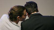 Promi-News des Tages: Angelina Jolie und Brad Pitt nähern sich wieder an