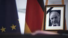 Nur geladene Gäste im Dom: Totenmesse für Kohl ist nicht öffentlich
