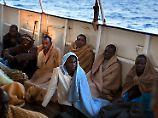 2000 Tote oder Vermisste: Mehr Flüchtlinge kommen übers Mittelmeer