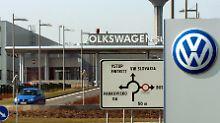 VW-Werk in Bratislava.