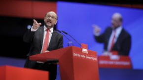 """Schulz-Attacke gegen Merkel: Union kritisiert """"Anschlag auf Demokratie""""-Vorwurf scharf"""