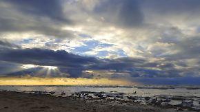 Gebietsweise Schauer und Gewitter: Siebenschläfer vertreibt vorerst den Sommer