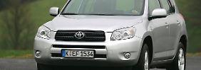 Einer für alles: Toyota RAV4 - gebraucht fast perfekt