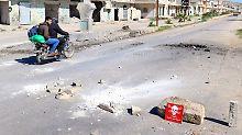 """Assad droht """"heftiger Preis"""": USA erwarten neuen Giftgasangriff in Syrien"""