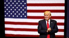 Unbeliebt wie unter Bush: Trump beschädigt weltweit Ansehen der USA