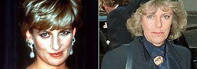 Wirbel um neue Enthüllungen: Hat Diana Camilla bedroht?