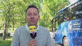 """Timo Latsch zum U21-Halbfinale: """"Sehen entschlossene Gesichter im Mannschaftsbus"""""""