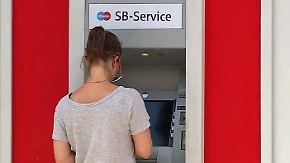 Geldautomat wird 50: Bargeld ist in Deutschland noch immer wichtigstes Zahlungsmittel