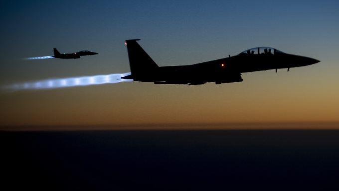 USA bringen Flugverbotszone in Syrien ins Spiel.