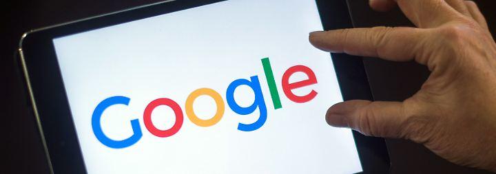 Milliardenstrafe gegen Internetriesen: EU-Kommission wirft Google Wettbewerbsverzerrung vor