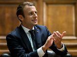 Arbeitsmarktreform im Kabinett: Macron droht erste richtige Kraftprobe
