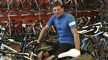 Jan Ullrich veranstaltet heute Radsport-Camps. Mit dem Profiradsport hat er gebrochen.