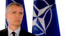 Besuch im Nato-Rahmen: Stoltenberg will im Konya-Streit vermitteln