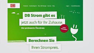 Vor allem Fahrgäste im Visier: Deutsche Bahn verkauft künftig Strom an Privatkunden