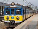 Bombendrohung per E-Mail: Polnische Polizei räumt Zug nach Berlin