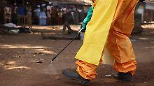 Mit 500-Millionen-Dollar-Fonds: Weltbank will Pandemien schneller bekämpfen