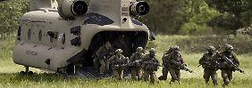 """Kritik an Verteidigungsausgaben: Russland warnt Nato vor """"Rüstungswettlauf"""""""