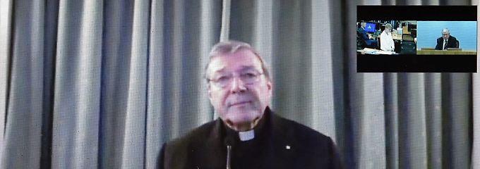 Missbrauch in Australien?: Kardinal Pell legt Amt vorübergehend nieder