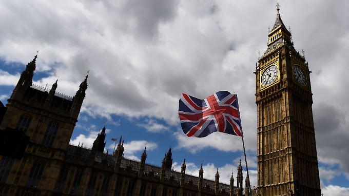 """Eine Stimmung zwischen """"anfänglicher Panik"""" und """"einer gewissen Akzeptanz"""": Noch ist offen, wie stark der Brexit die Zukunft Großbritanniens beeinflussen wird."""