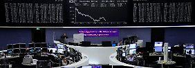 Neuer Abwärtstrend an der Börse: Starker Euro drückt Dax ins Minus