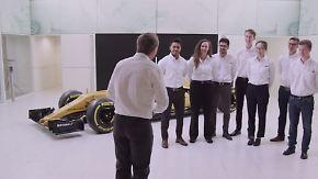 """""""Gnadenlose Herausforderung"""": Infiniti und Renault suchen F1-Ingenieure von morgen"""