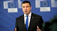 """""""Reifeprüfung"""" für die E-Nation: Estland übernimmt erstmals EU-Ratsvorsitz"""