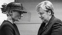 Europa vereint, Familie entzweit: Kohls Söhne bleiben Trauerfeiern fern