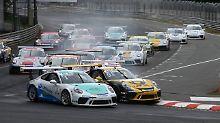 Porsche Carrera Cup: Topstarter Olsen dominiert am Norisring