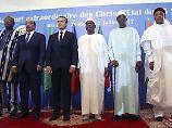 Mit Hilfe aus Frankreich: G5 gründen Anti-Terror-Allianz in Westafrika