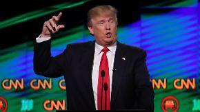 """""""Modern präsidialer"""" Video-Tweet: Trump postet Faustkampf gegen CNN"""