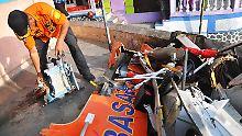 Helikopterabsturz in Indonesien: Rettungsmission fordert acht Todesopfer