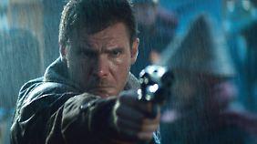 """Mut zur Düsternis: Ford in """"Blade Runner""""."""