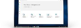 Microsoft mahnt faule Nutzer: Windows 10 ist nur mit Update sicher