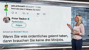 n-tv Netzreporterin: @PeterTauber erzürnt das Internet