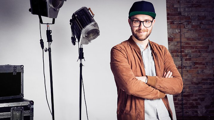 """Mir ging manchmal richtig die Muffe"": Mark Forster."
