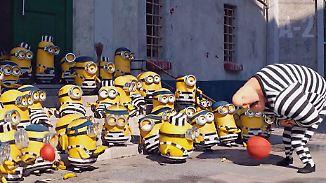 Quirlig-gelbes Kinospektakel: Die Minions bleiben unverbesserlich