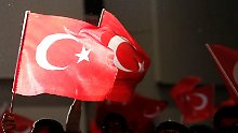 Deutscher unter Inhaftierten: Türkei nimmt Menschenrechtsaktivisten fest