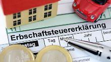 Bis zu 1,31 Billionen Euro: Deutsche erben weit mehr als angenommen