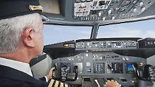 Mit 65 ist Schluss: Berufspiloten dürfen nicht ewig fliegen