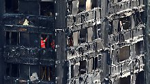 15 Tonnen Schutt durchgesiebt: Leichenteile aus Hochhaus geborgen