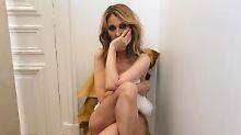Nackt mit 49: Céline Dion zeigt Haut