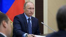 USA für Intervention bereit: Moskau will über Nordkorea verhandeln