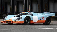 Zwischen 13 und 16 Millionen Euro erwarten die Auktionäre für den 917KH.