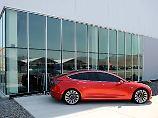 Das Model 3 wird für Tesla zur eigentlichen Feuertaufe.