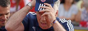 Was passiert mit Müller?: Ancelottis Baustellen beim FC Bayern