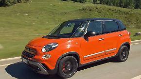 Italienisches Kultauto: Fiat 500 L tritt in historische Fußstapfen