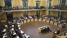 Bundesrat verabschiedet Gesetze: Ehe, Rente, Staatstrojaner