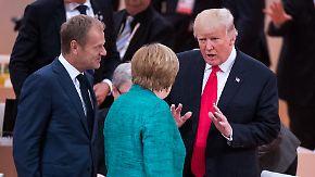 Schwierige Kompromissfindung: Trump torpediert G20-Vereinbarung